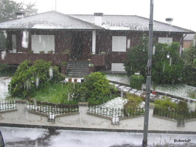 Il temporale di Garlasco del 20 Giugno 2004