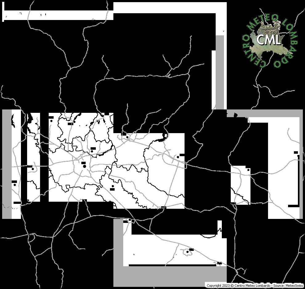 Cartina Dati Lombardia.Radar Precipitazioni Centro Meteorologico Lombardo